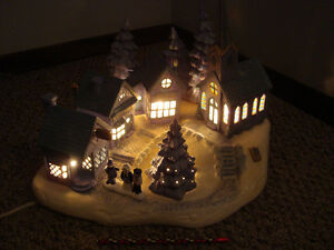 Charming Christmas Light Up Scene Kitchener / Waterloo Kitchener Area image 1