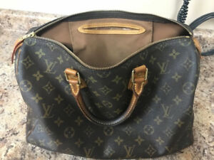 Louis Vuitton authentic speedy 30