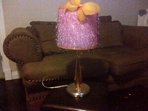 Girls Bedroom Lamp