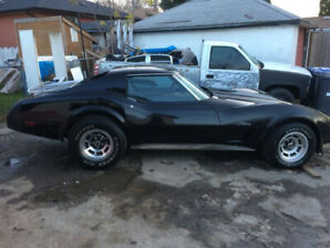 1976 Corvette Stingray *Matching number 350*