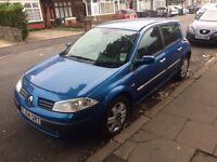 ** Renault Megane **1.5 DCI ** £30 A YEAR TAX ** NEW CLUTCH ** BARGAIN **