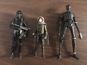 Rogue One black series 6 inch
