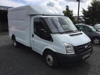 Ford Transit 2.4TDCi ( 100PS ) T350M ( RWD 2007 07 Reg MWB 1 owner from bt