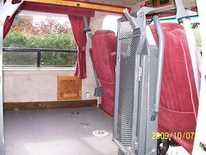 1989 Chevrolet Chevy 20 Van Handi-Van