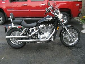 2001 Honda Shadow Spirit 1100