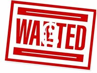 WANTED WORKING OR FAULTY - WASHING MACHINES - TUMBLE DRYERS - WASHER DRYERS - FOR CASH!