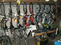 Reduced by $1500.00 Bicycle Business