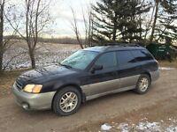 BLACK FRIDAY SALE! 2002 Subaru Outback 3.0 V6 AWD