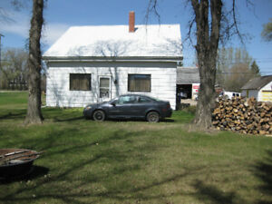 Great Investment Acreage, Home, Garage and Shop 2 Acres In Sask.