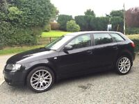 AUDI A3 1.9 TDI SPECIAL EDITION 2007 12 MONTHS MOT