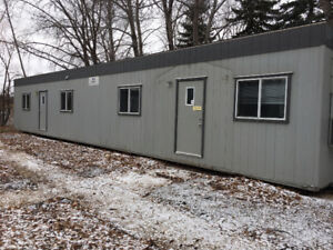 ATCO built Modspace Office or Construction Trailers