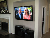 TV Wall Mount installation service  only $60