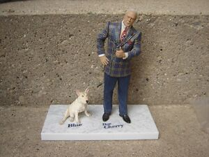 DON CHERRY & BLUE FIGURE/SPORTS/HOCKEY/COLLECTIBLES