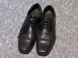 Denver Black Dress Shoes