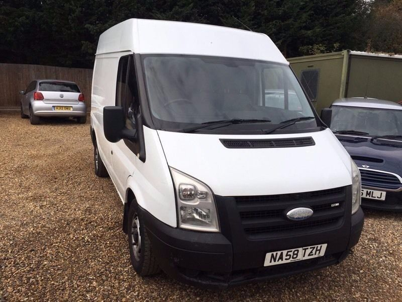 Ford transit Swb semi high top t280 12 month 3 month warranty drive away insurance