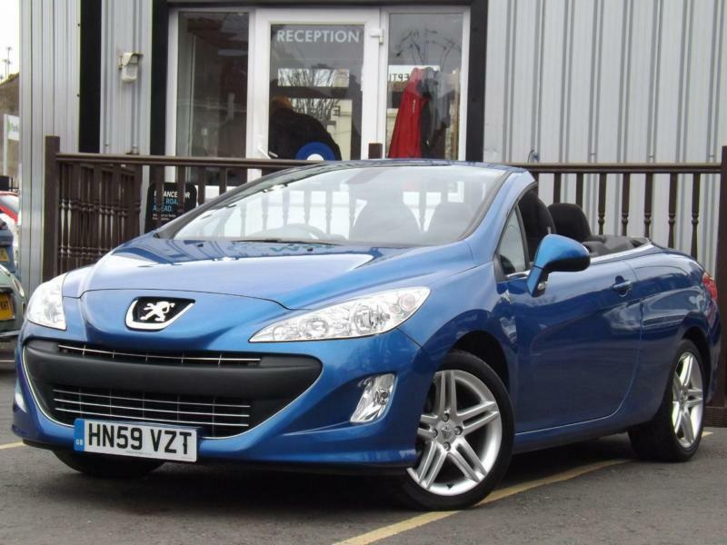 2009 peugeot 308 1 6 hdi se 2dr 2 door convertible in brislington bristol gumtree. Black Bedroom Furniture Sets. Home Design Ideas