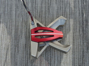"PUTTER PING SYDNEY 34"" GAUCHER COMME NEUF SUPER STROKE 5.0"