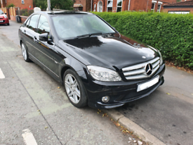 Mercedes benz c250 cdi Automatic