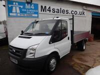 Ford Transit 350 S/C TIPPER 100PS