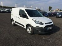 Ford Connect 1.6 CDTI ZETEC 5 SEAT CREW VAN (white) 2014