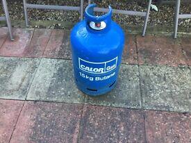 BUTANE GAS FULL 15KG £30