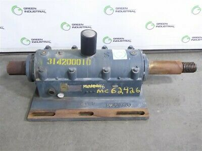 Rebuilt Weir 30c Slurry Pump Bearing Cartridge 58-14 Long 4-716 Shaft