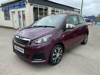 2014 Peugeot 108 108 ACTIVE TOP **LOW MILEAGE!!** Hatchback Petrol Manual