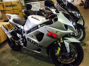 GSX R 1000 2003 Condition Showroom A1