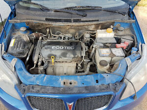 2009 Pontiac G3 Wave Hatchback