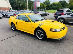 Ford Mustang GT-4.6L-Cuir-40e Anniversaire-Tres Performant 2004