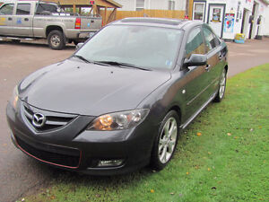 2007 Mazda 3 GT Sedan, Auto.....**SALE...TAX INCLUDED***...