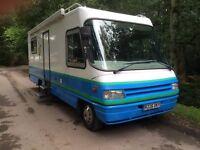 Mobile/Static Office, Meet 'n Greet, Massage Studio + 6 berth campervan