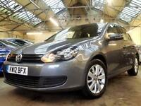 2012 Volkswagen Golf 1.6 TDI BlueMotion Tech Match CC Ltd Edn DSG 5dr