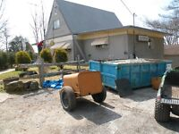 Recycle renovator- Installer of used building material