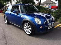 Mini 1.6 Cooper S HPI CLEAR WARRANTY INCLUDED M.O.T