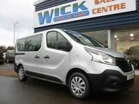 2015 Renault TRAFIC SL27 BUSINESS DCI 115 9 SEATER MINIBUS Manual MPV