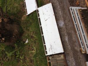24 feet of cast iron baseboard heater . Make an offer