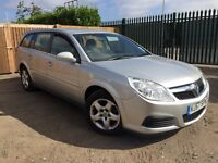 Vauxhall Vectra 1.9 CDTi Exclusiv Estate 5dr Diesel Manual (157 g/km, 118 bhp) FULL SERVICE HISTORY