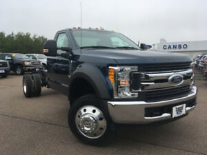 BRAND NEW 2017 Ford F-550 XLT Chassis Cab PRICE REDUCED