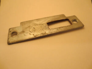 Heritage Restoration - Brass Mortise Lock for Main Entry London Ontario image 2