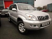 TOYOTA LANDCRUISER 3.0 D4D 2005 8 SEATER MANUAL DIESEL 4X4 FULL HISTORY(NOW SOLD