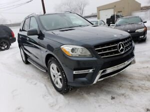 2012 Mercedes-Benz M-Class ML 350 4Matic SUV - Nav, camera