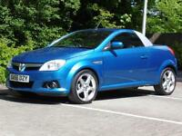 Vauxhall Tigra 1.4i, 2006,Exclusive, Blue, 61 000 Miles,6 Months AA Warranty,