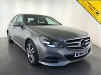 2014 MERCEDES E250 SE CDI DIESEL AUTOMATIC SAT NAV 1 OWNER SERVICE HISTORY