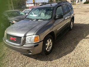 2006 GMC ENVOY FULLY LOADED WITH DVD 7 MONTH WARRANTY
