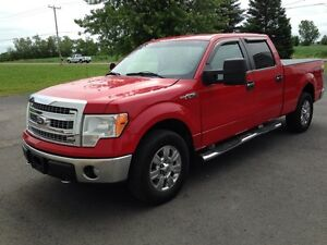 F150 2009 supercrew 4x4 92000km 18000$