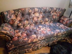 divan antique ultra propre