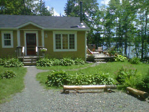 Cottage on Mattatall Lake Nova Scotia