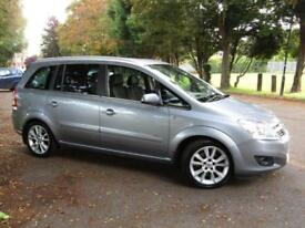 Vauxhall Zafira 1.9CDTi ( 150ps ) Elite **1 Prev Owner**FSH**New Tyres & Clutch*