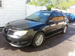 2006 Subaru Impreza 2,5i Familiale